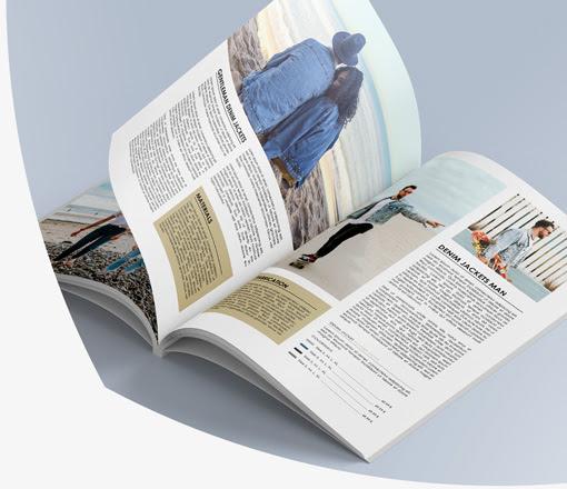 tisk brošur