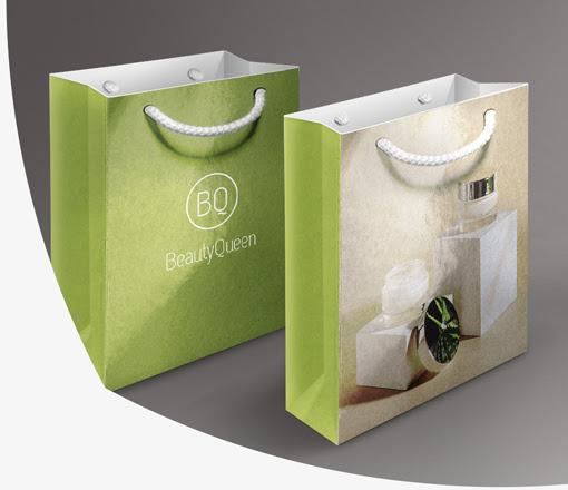 Potisk papirnatih vrečk