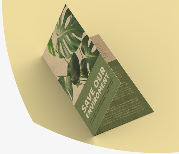 zgibanke recikliran papir
