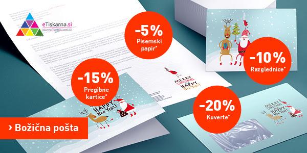 božična pošta